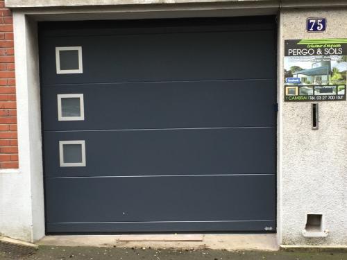 Porte de garage kuras