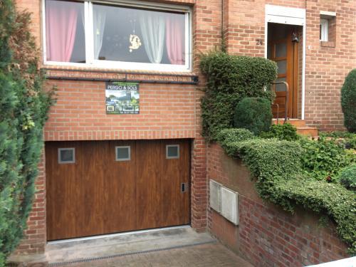 Porte de garage monchecourt